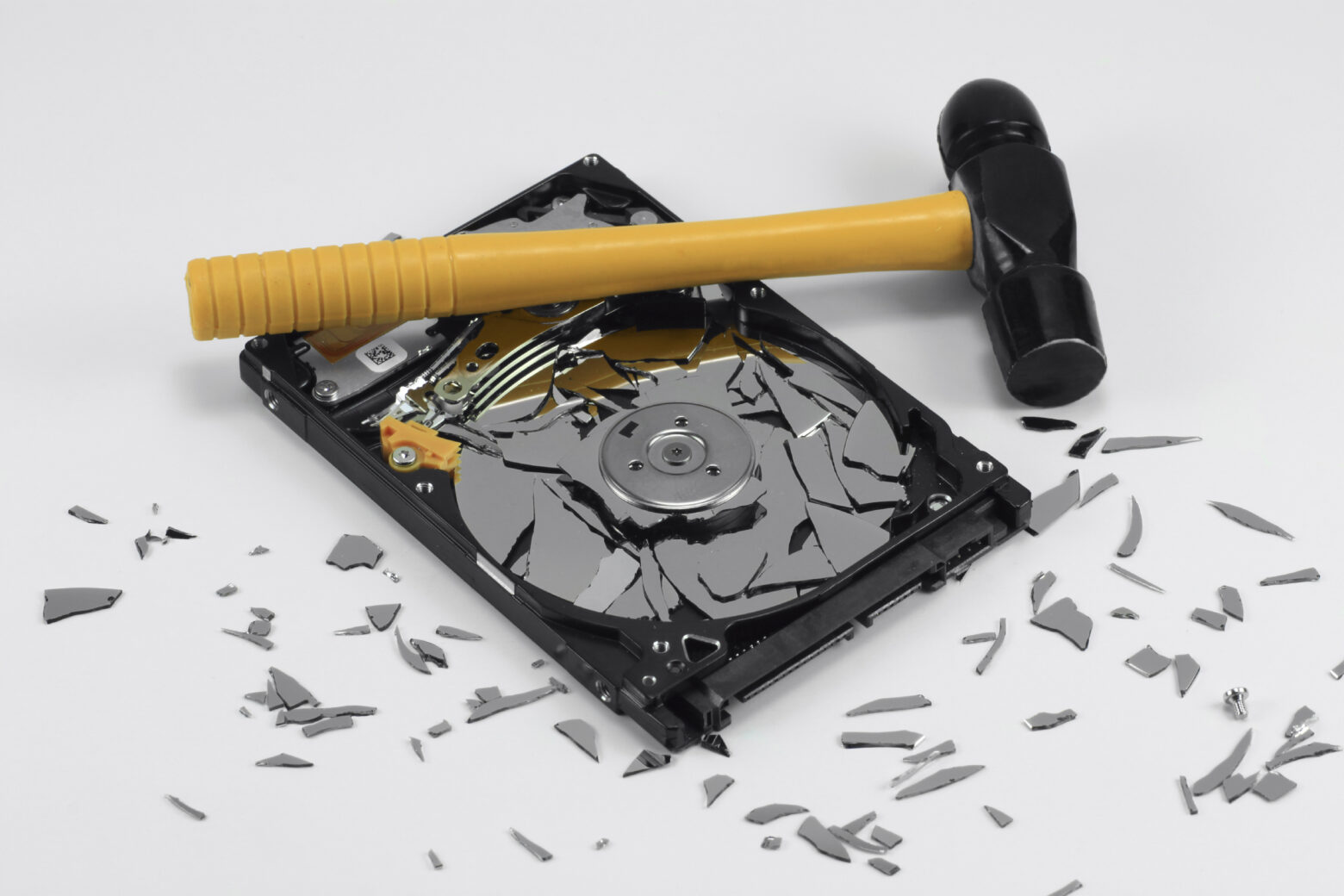 Image result for hard drive destruction