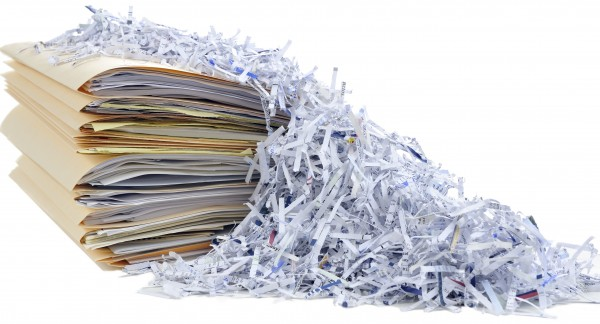 Image result for paper shredding