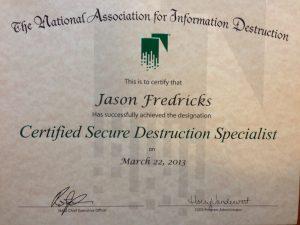 Jason Fredricks